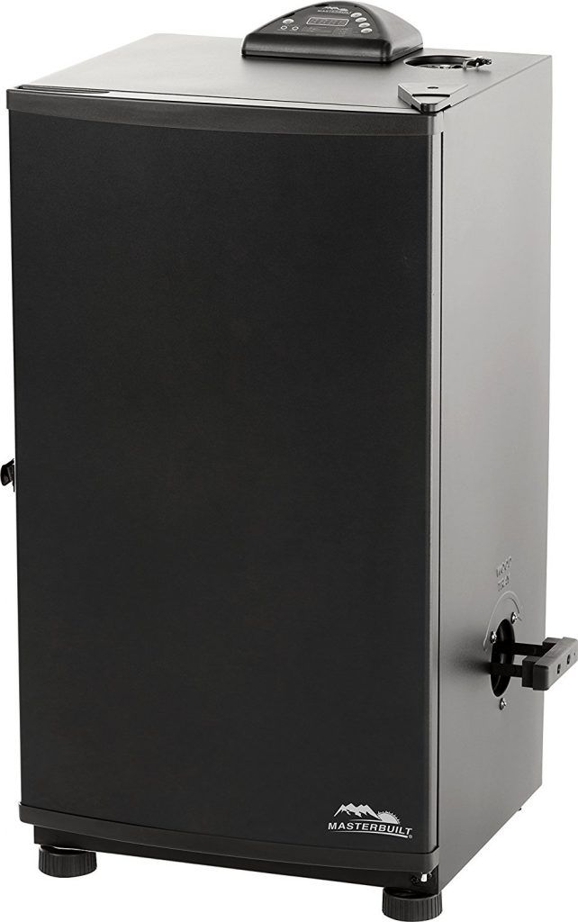 "Masterbuilt 20071117 30"" Digital Electric Smoker: Perfect smoker for everyone!"