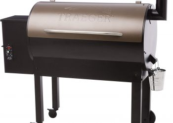 Traeger Texas Elite 34: Be a professional cook!